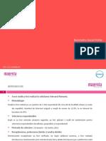 Barometru Social Politic MAGENTA