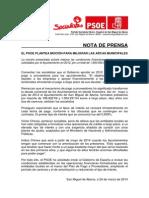 EL PSOE PLANTEA MOCIÓN PARA MEJORAR LAS ARCAS MUNICIPALES EN SAN MIGUEL DE ABONA