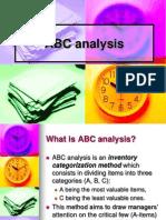 ABC Analysis1234