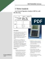Ac Motor Analysis