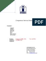BBR-3516 Compressor Service Manual (CP)