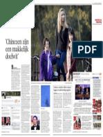 Haarlems Dagblad interview