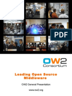 what is the OW2 consortium