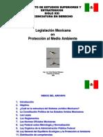 03 Legislación Mexicana en MA