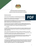 MH370 Press Statement by Hishammuddin Hussein 25.3.14
