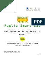 Pugliasmartlab Half-Year Report;