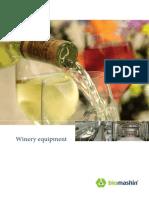 Winery Equipment 2012 En