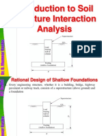 Basha Soil Structure Interaction Introduction