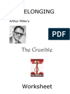the crucibles irony A summary of act iii in arthur miller's the crucible learn exactly what happened in this chapter, scene, or section of the crucible and what it means perfect for acing essays, tests, and quizzes, as well as for writing lesson plans.