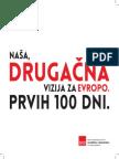Program S&D za novo Evropo - prvih 100 dni