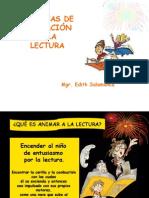 TÉCNICAS DE ANIMACION A LA LECTURA