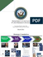 Navy Budget
