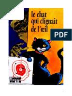 Alfred Hitchcock 15 Le Chat Qui Clignait de l'Oeil 1975