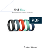 Fitbit Flex Product Manual - English