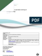 Histopathology Curriculum Ar