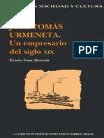 Jose Tomas Urmeneta, Empresario del Siglo XIX