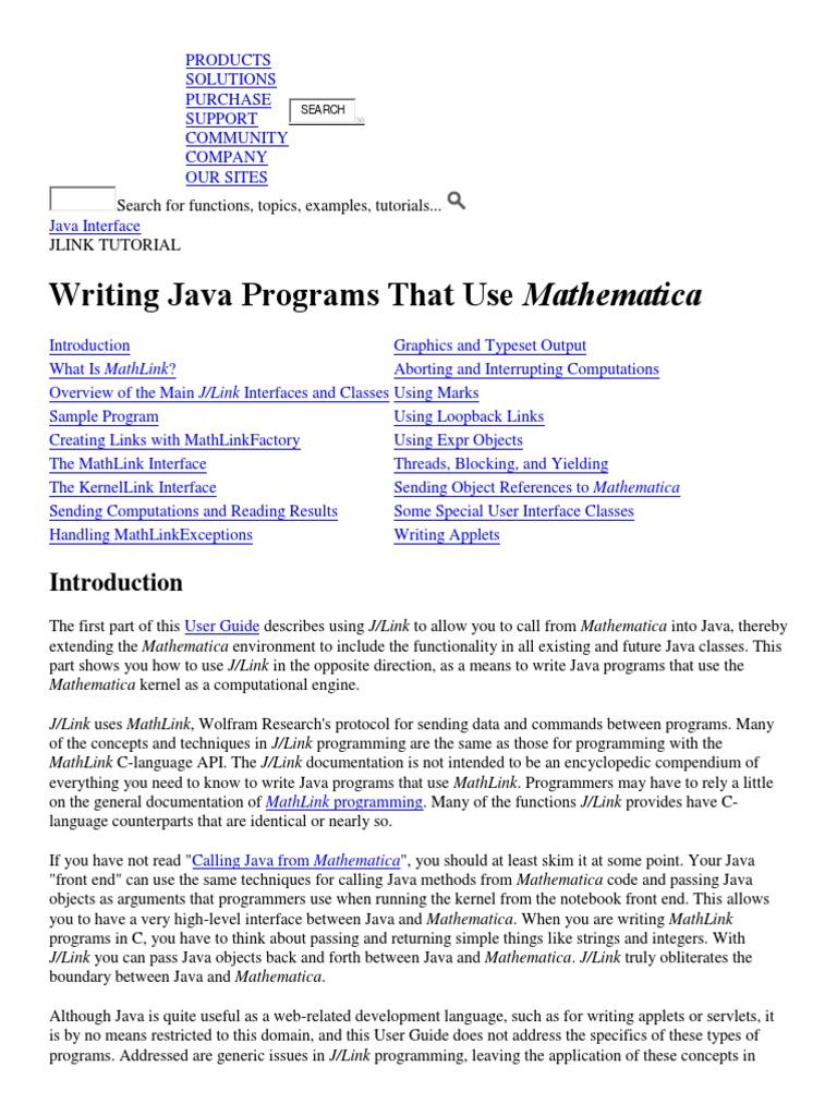 Java+Matematica | Java (Programming Language) | Method (Computer