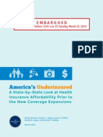 Commonwealth Fund's Medicaid Expansion Report