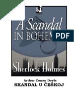 Arthur Conan Doyle - SKANDAL U CEŠKOJ