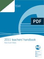 Ameb Teachers Handbook 2011