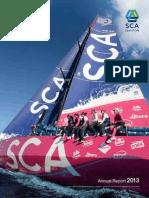 SCA Annual report 2013