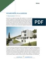 25. Tecnne. Villa Gardone