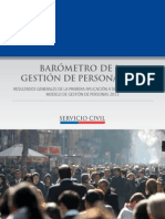 Barometro_0 Gestión de Personas SP - DNSC