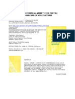 Rudolf Steiner Curs Agricultura Biodinamica