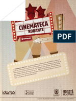 Convocatoria Cinemateca Rodante