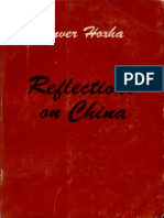 Enver Hoxha. Reflections on China. Volume II. 1973-1977