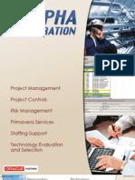 Project Controls Brochure