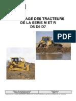 534-1 S-Calibrage tracteur série M et R