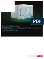 PML630 Compact Load Shedding Solution