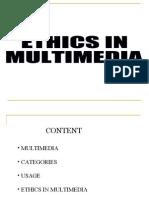Ethics in Multimedia