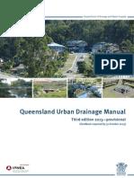 Urban Drainage Manual