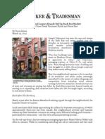Banker & Tradesman 3.24.14 Investors and Luxury Brands Bid Up Back Bay Market