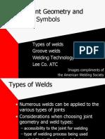 Weld Types