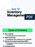 12 Inventory Management