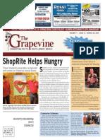 The Grapevine, March 26, 2014