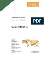 Quick Install Desktop Engine En