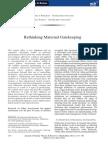 Rethinking Maternal Gatekeeping Puhlman Pasley