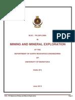 Book Ere m.sc.Mining (01) 2013