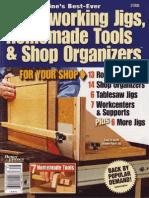 Best Ever Woodworking Jigs