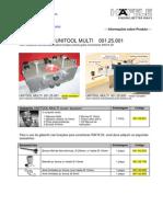 Manual Unitool Multi2010