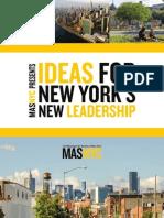MAS NYC Presents