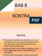 Bab 8 Kontra