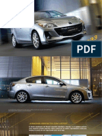 Catalogo Mazda3
