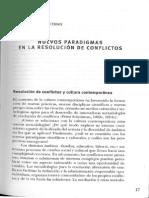 Marzo 25 b. Nuevos Paradigmas en Res Conflictos