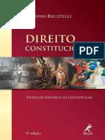 Direito Constitucional - Antonio Riccitelle - Teoria do Estado e da Constituição