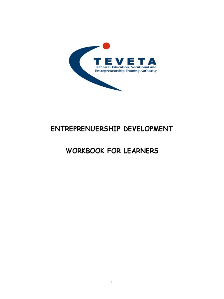 Entrepreneurship Development Workbook For Learners Wiring Diagram Pdf Using The Lexus Electrical Partnership